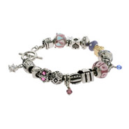 Build Your Own Bead Bracelet - Pandora Bead Compatible