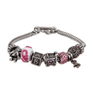 Its a Baby Girl Theme Oriana Bracelet