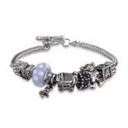 Its a Baby Boy Theme Oriana Bracelet