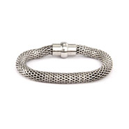 Contemporary 6mm Lightweight Mesh Bracelet
