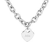 Tiffany%20Inspired%20Stainless%20Steel%20Heart%20Tag%20Necklace