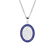 Stainless Steel Miraculous Medal