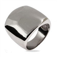 Bold and Beautiful Sterling Silver Ring