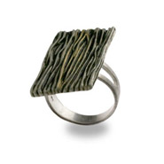 Designer Style Matte Finish African Safari Ring