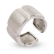 Wide Style Sterling Silver Thumb Ring