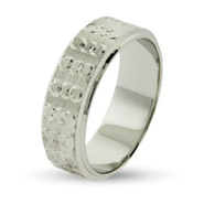 Eternity by Eve Silver Infinity Sterling Silver Wedding Ring