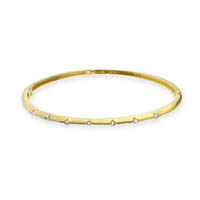 Layer some of our Designer Inspired CZ Gold Vermeil Bangles to get a beautiful boho look, just like Kate Middleton.
