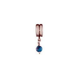 December Birthstone Dangle Oriana Bead - Pandora Bead & Bracelet Compatible