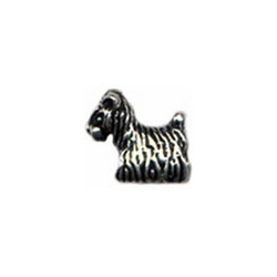 Scotty Dog Oriana Bead - Pandora Bead & Bracelet Compatible