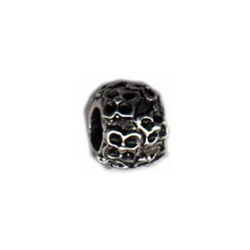 Ball of Flowers 2 Oriana Bead - Pandora Bead & Bracelet Compatible