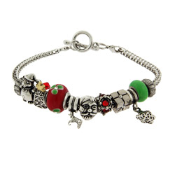 Jolly Christmas Theme Oriana Bracelet