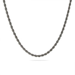 Stainless Steel French Rope Chain