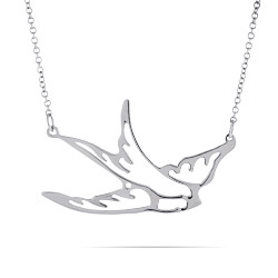 Soaring Sparrow Necklace
