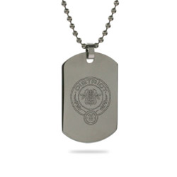 Hunger Games Inspired District 11 Dog Tag