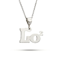 LoLo Jones Inspired Nameplate Necklace Squared
