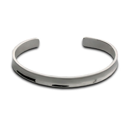 Tiffany Inspired 1837 Sterling Silver Cuff Bracelet