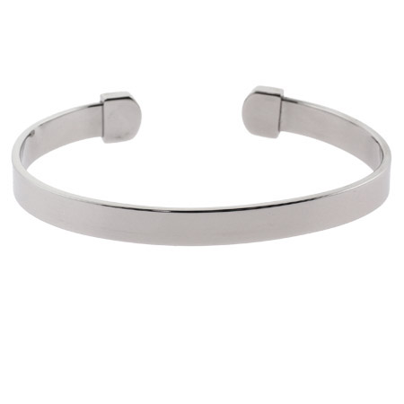 Engravable 5mm Baby Cuff Bracelet