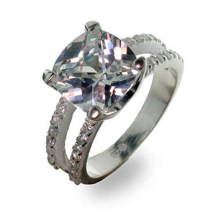 Britney Spears Replica Engagement Ring