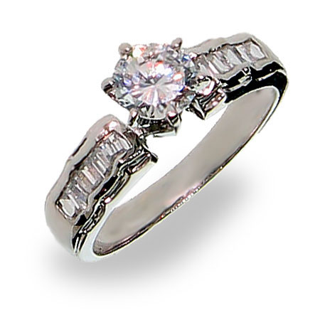 Gabrielle's Engagement Ring