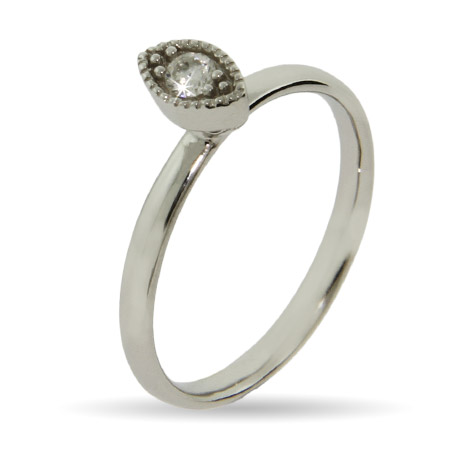 EvesAddiction.com Marquise CZ Stackable Ring - Clearance Final Sale at Sears.com