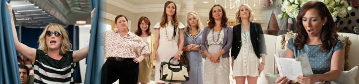 Bridesmaids Style Movie Jewelry
