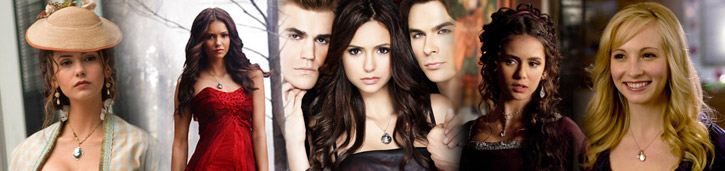 The Vampire Diaries Style Jewelry