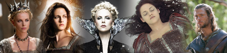 Snow White and the Huntsman Inspired Jewelry