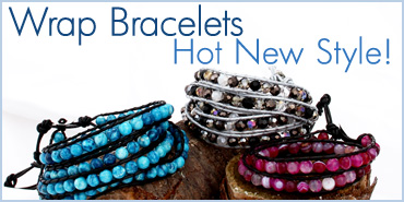 Wrap Bracelets - The Hottest New Style!