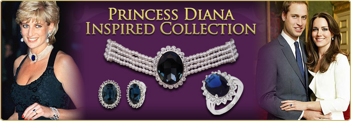 Princess Diana Inspired Jewelry