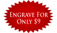 Engrave For Only $9