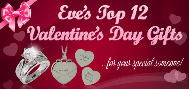 Top 12 Valentine's Day Gifts