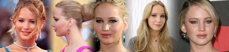 Jennifer Lawrence Style Jewelry