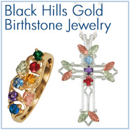 Black Hills Gold Jewelry