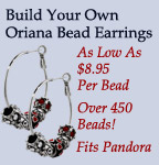 Build Your Own Oriana Earrings