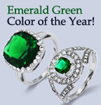 Emerald Green - Color of the Year!
