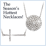 CZ Necklaces & CZ Pendants