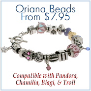 Oriana Beads Buld Your Own Bracelet