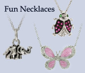 Stylish, Fun Necklaces
