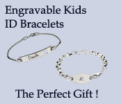 Childrens ID Bracelets