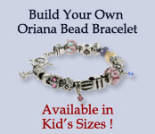 Build Your Own Oriana Bead Bracelet Fits Pandora