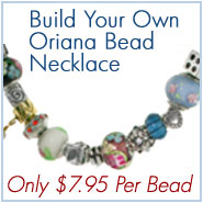 Build Your Own Oriana Bead Necklace - Pandora Bead Compatible