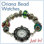 Oriana Bead Watches