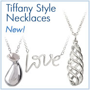 Tiffany Style Necklaces