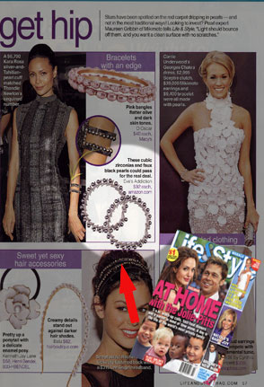 Life&Style Magazine Jewelry