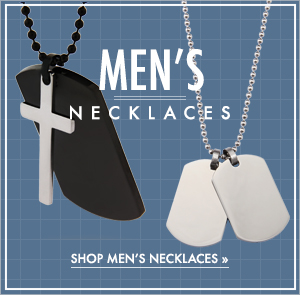 Shop Men's Necklaces