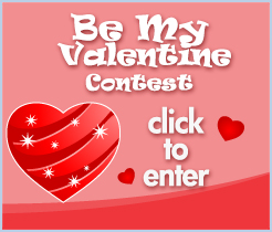 Be My Valentine Contest